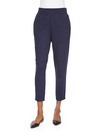 Hemp Twist Slouchy Pants