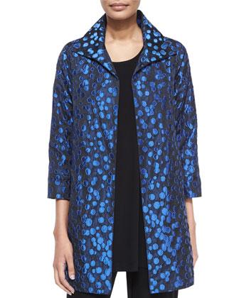 Spot On Shimmer Jacquard Party Jacket
