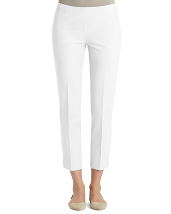 Jodhpur Cloth Cropped Pants