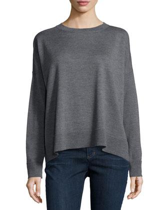 Organic Soft Stretch Skinny Jeans, Washed Indigo
