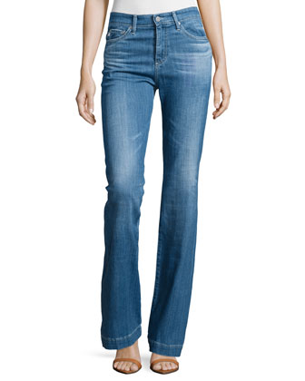 New Janis 25-Year Classic High Rise Jeans