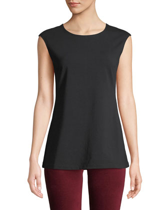 Perfect Layer Tank, Black