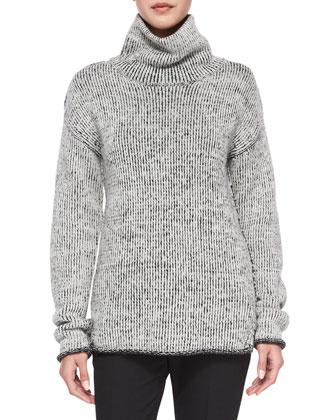 Tessalee Fine Haven Sweater & Adbelle Pull-On Stretch Leggings