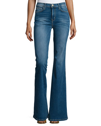 The Girl Crush Flared Jeans, Dustbowl