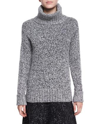 Fastrada Marled Long Cardigan, Wyndora Marbal Wool Sweater & Marvita B. ...