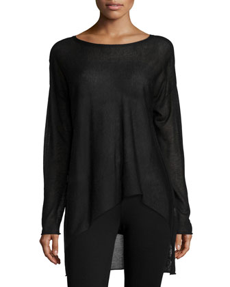 Sleek Tencel??/Merino Top