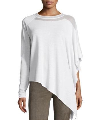 Amada Draped Sweater