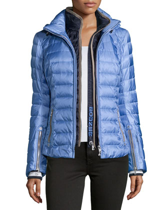 Reo Kylie Two-Layer Puffer Coat