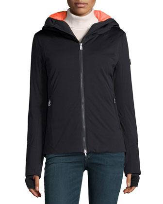 Katy 4-Way Stretch Rain Jacket