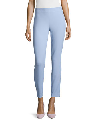 Micro Double-Face Leggings, Glacier