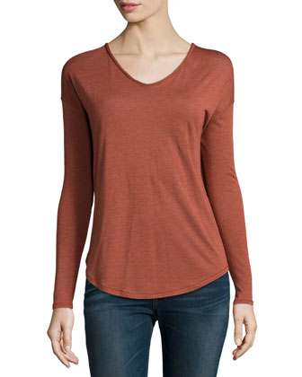 Femme Long-Sleeve Top