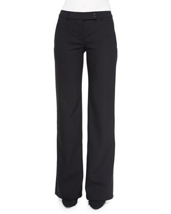 Full-Length Dress Pants