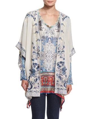 Shakai Embroidered Jacket