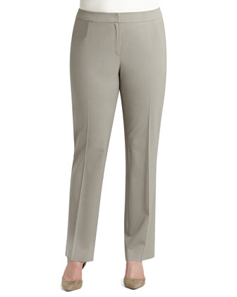 Barrow Straight-Leg Pants, Mica, Women's