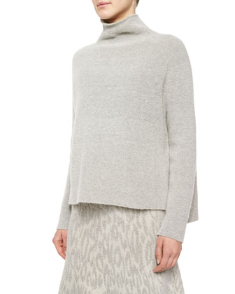 Linella Funnel-Neck Sweater