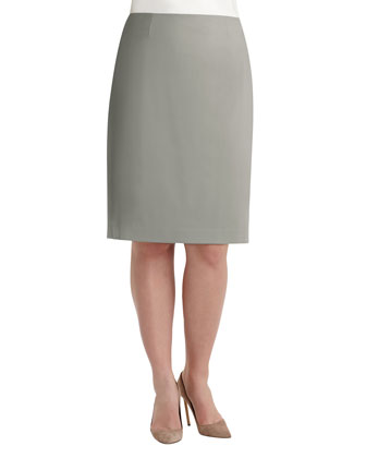 Modern Slim Skirt, Women's