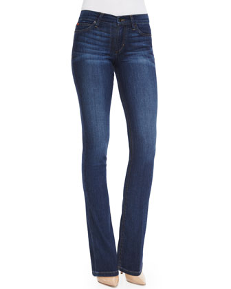 The Provocateur Petite Boot-Cut Jeans, Aimi