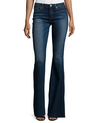 Majorelle Flare Jeans, Obvious Child