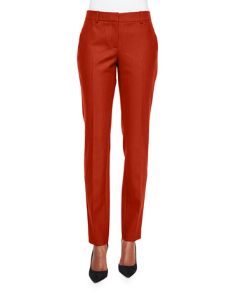 Trecca Straight-Leg Dress Pants