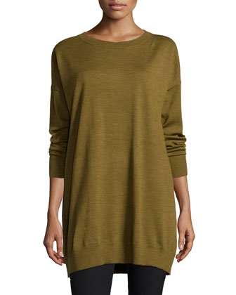Merino Jersey Icon Tunic