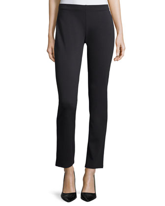 Slim Stretch Ponte Pants