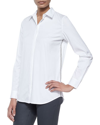 Brody Long-Sleeve Blouse