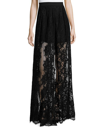Lace Giana Top & Lucrenzia Maxi Skirt