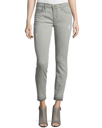 The Stiletto Dillon Skinny Jeans, Gray