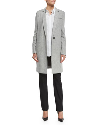 Marbella Mid-Length Coat
