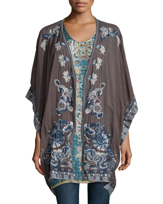 Shakai Embroidered Jacket