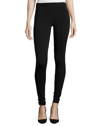 Full-Length Leggings, Black