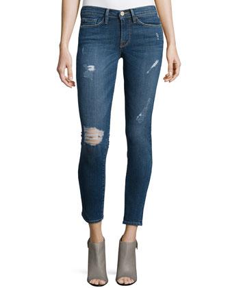 Le Tunic Shirt & Le Skinny De Jeanne Jeans