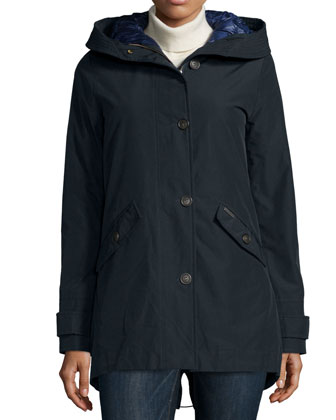 Lincoln Hooded Parka