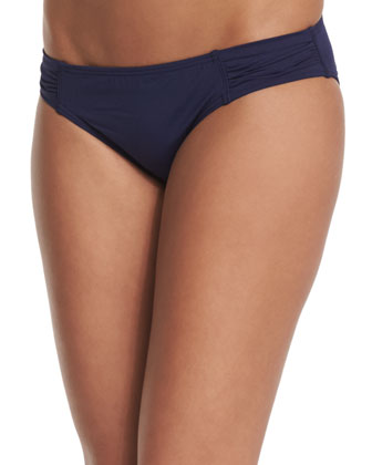 Pearl Solids Hipster Swim Bottom