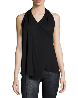 Erica Draped Halter Top