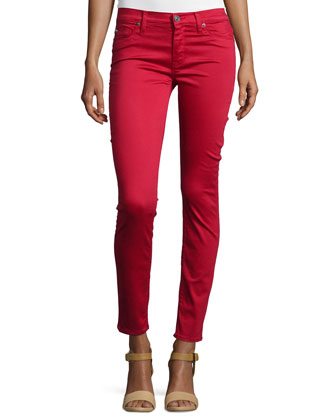 Nico Skinny Jeans, California Ruby