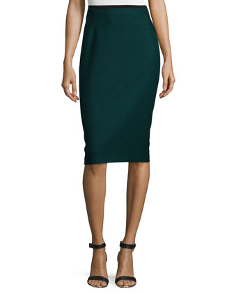 Harla Pencil Skirt