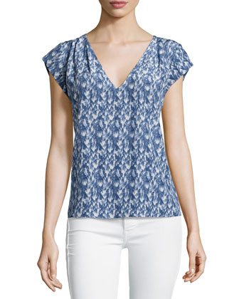 Faela Printed Top