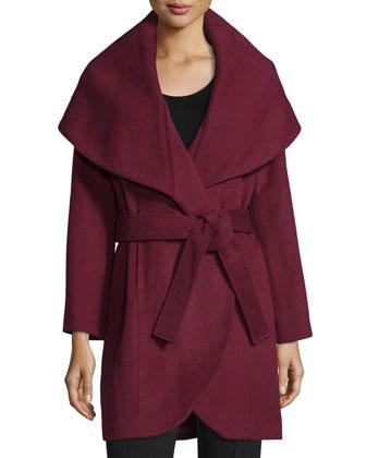 Marla Wrap Coat