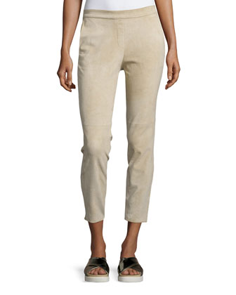 Thaniel Stretch Cropped Pants