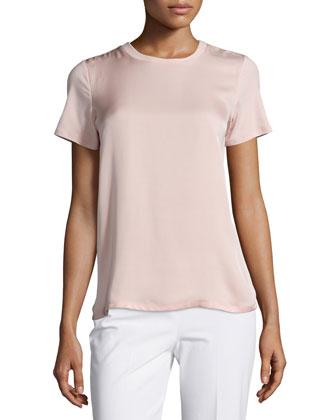Apdime Short-Sleeve Top