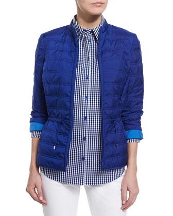 Pax Puffer Jacket