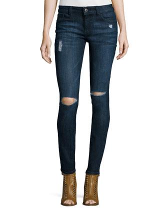 Florence Super-Skinny Jeans, Vortex