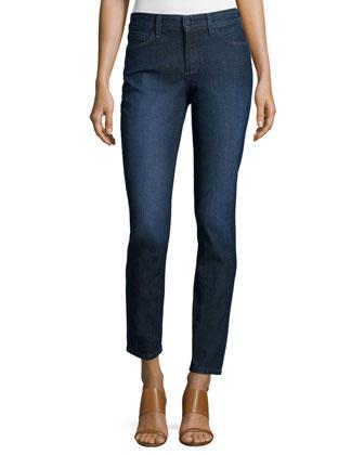 Ami Super Skinny Jeans, Burbank Wash