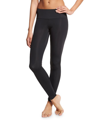 UPF 50 Full-Length Swim Leggings