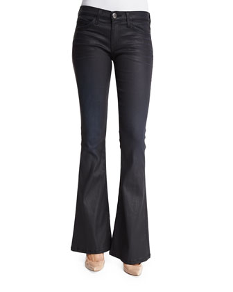 The Low Bell Jeans, Black