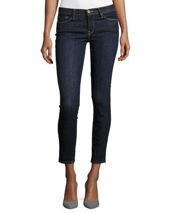 DENIM Le Skinny de Jeanne Ankle Jeans, Huntley