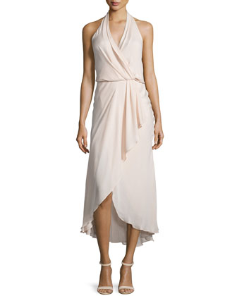 Love Me Love Me Love Me Better Gown, Baby Pink