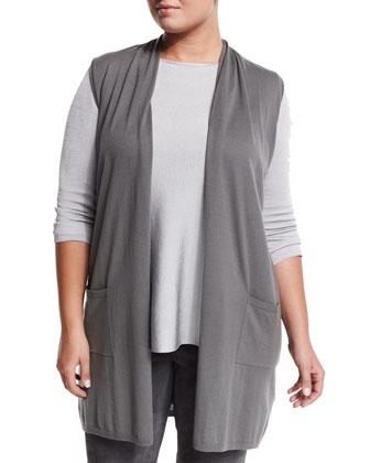 Maestoso Knit Vest, Women's