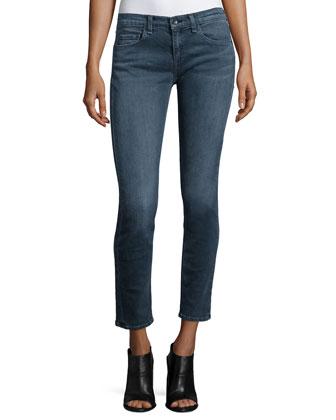 Dre Mansfield Skinny Cropped Jeans, St. Germain